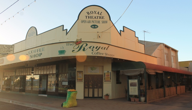 The Grand Royal Theatre